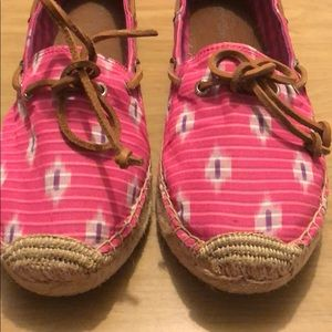 Woman's Sperry Top-sider shoe